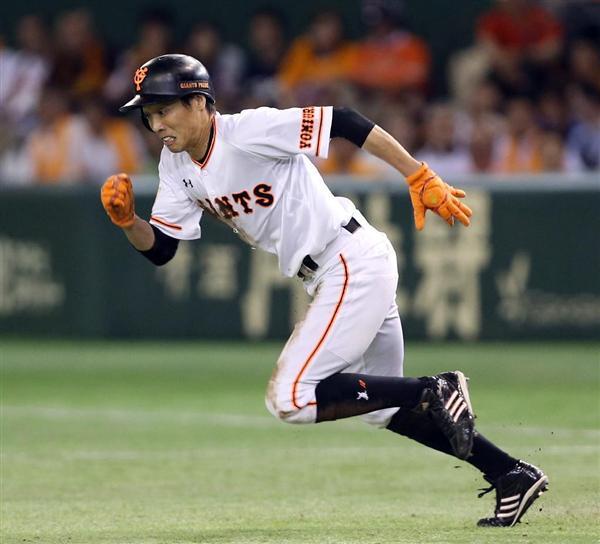 野球盗塁走塁