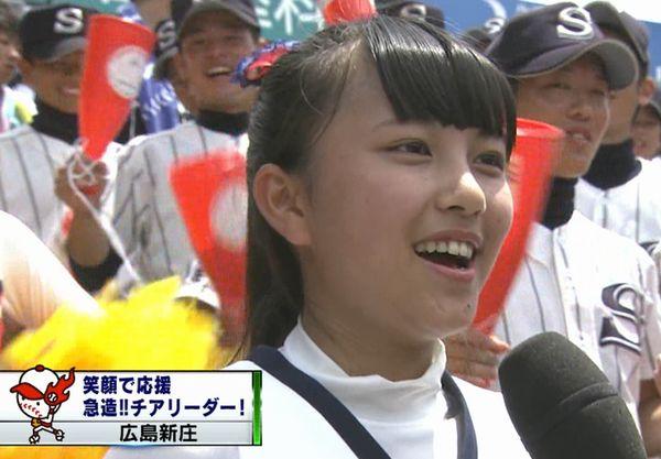 広島新庄チアリーダー